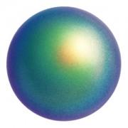 Swarovski Elements Perlen Crystal Pearls 8mm Crystal Scarabaeus Green Pearls 50 Stück