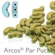 Arcos par Puca ® 5x10mm 02010-25021 Pastel Lime ca 10 gr