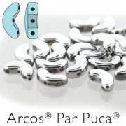 Arcos par Puca ® 5x10mm 00030-27000 Argentees ca 10 gr