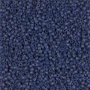 Miyuki Delica Beads 1,6mm Duracoat Opaque Dyed Navy DB2143 ca 7,2 gr