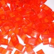 Acryl Trägerperlen 18x9x5mm Crimson 30 Stück