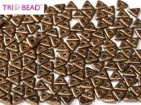 TRI Beads 4mm 23980-14415 Jet Bronze ca 10 gr