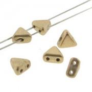 Kheops Pearls 6x6mm 00030-01710 Matt Light Gold ca 9 gr