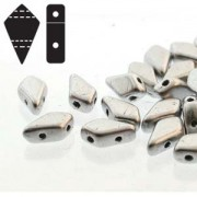 Kite Beads 9x5mm Bronze Aluminium ca 10gr