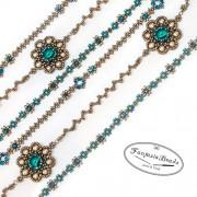Anleitung Perlen fädeln - Madeleine