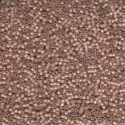Miyuki Delica Beads 1,6mm DB1459 silverlined Shell Opal ca 5 gr