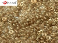 O-Beads 2x4mm 00030-29270 Crystal GT Champagne ca 8,1g