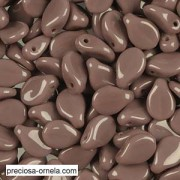 Preciosa PIP Beads 5x7mm 23030 Purple ca 60 Stück