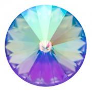 Swarovski Elements Rivolis 14mm Crystal Paradise Shine F 6 Stück