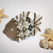 Anleitung Perlen fädeln - Sea Lilly