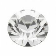 Swarovski Elements Chaton Steine PP28 Crystal foiled 100 Stück