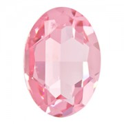 Swarovski Elements Steine Oval 30x22mm Light Rose F 1 Stück