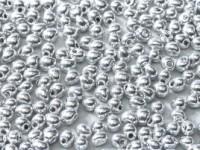 Miyuki Tropfen Beads 3,4mm Czech Coating 55006 Crystal Full Labrador ca 10 gr