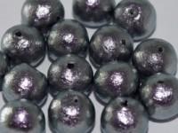Miyuki Cotton Pearls 10mm J673 Rich Gray 10 Stück