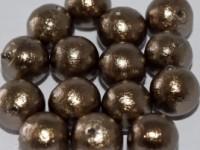 Miyuki Cotton Pearls 10mm J689 Bronze 10 Stück