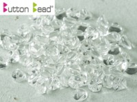 Button Beads 4mm Crystal ca 50 Stück