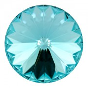 Swarovski Elements Rivolis 12mm Light Turquoise 1 Stück