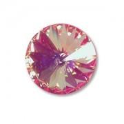 Swarovski Elements Rivolis 14mm Ultra Pink AB 1Stück