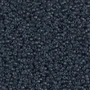 Miyuki Rocailles Beads 1.5mm 2411 transparent Montana Blue ca 11gr