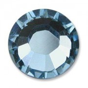 Swarovski Elements Chaton Steine SS39 Aquamarine foiled