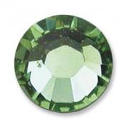 Swarovski Elements Chaton Steine SS39 Peridot foiled