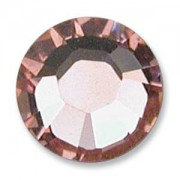Swarovski Elements Chaton Steine SS29 Light Rose foiled