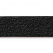 Lederstreifen für Armband 1,25x25cm Black