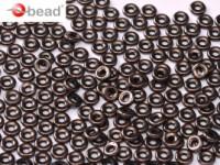 O-Beads 2x4mm 2423980-15726 Jet Lila Vega Luster ca 8,1gr