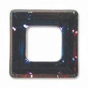 Swarovski Elements Square Ringe 20mm Crystal Volcano 1 Stück