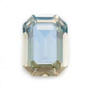 Swarovski Elements Steine Rechteck 18x13mm Crystal Moonlight beschichtet 1 Stück
