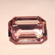Swarovski Elements Steine Rechteck 18x13mm Rose unfoiled  1 Stück