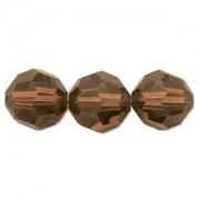 Swarovski Elements Perlen Kugeln 8mm Mocca