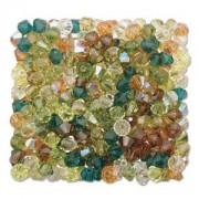 Swarovski Elements Perlen Bicones 4mm Mix Earthtone 144 Stück