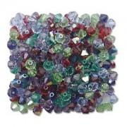 Swarovski Elements Perlen Bicones 4mm Mix Gemtones 144 Stück