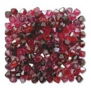 Swarovski Elements Perlen Bicones 4mm Mix Vineyard 144 Stück