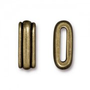 Perle 6,1x17,2mm Deco Slide altgold