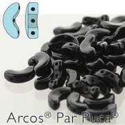 Arcos par Puca ® 5x10mm 23980 Jet ca 10 gr