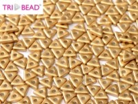 TRI Beads 4mm 01710 Aztec Gold ca 10 gr