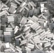 Miyuki Stäbchen Perlen Bugle Beads 6mm 0037 satin White 10gr