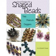 Perlenbuch Great Designs for Shaped Beads von A.E.Draeger englisch