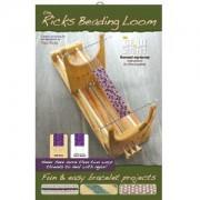 Booklet zum Perlenwebrahmen