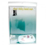 Sticky Bead Mat Clear ca. 18,75x13,75cm