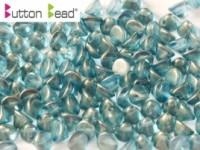 Button Beads 4mm Crystal GT Shadows ca 50 Stück