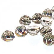 2-hole Cabochon Baroque 7mm Backlit Utopia 10 g