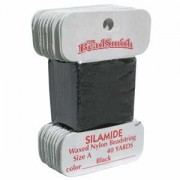 Silamide Black 40 yard Carte ca 36m