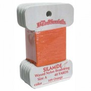 Silamide Orange 40 yard Card ca 36m