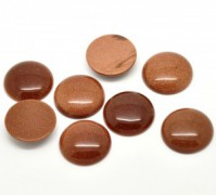 Cabochon Sandstone 25mm 1 Stück
