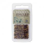 Chaton Steine PP17 Amethyst ca 3gr.