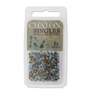 Chaton Steine PP17 Aqua ca 3gr.