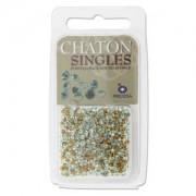 Chaton Steine PP17 Crysolite ca 3gr.